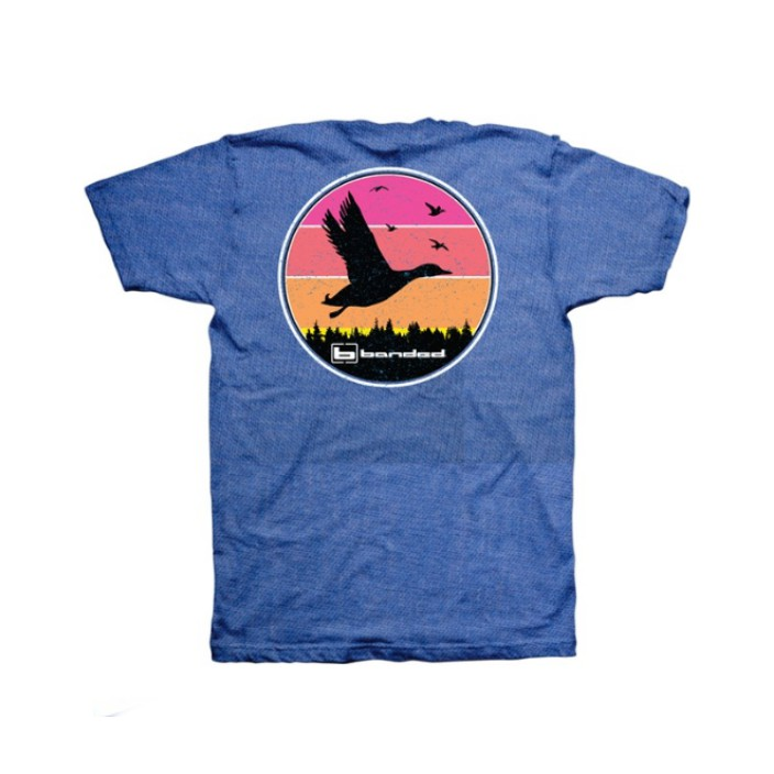 Banded 80's Duck S/S Tee