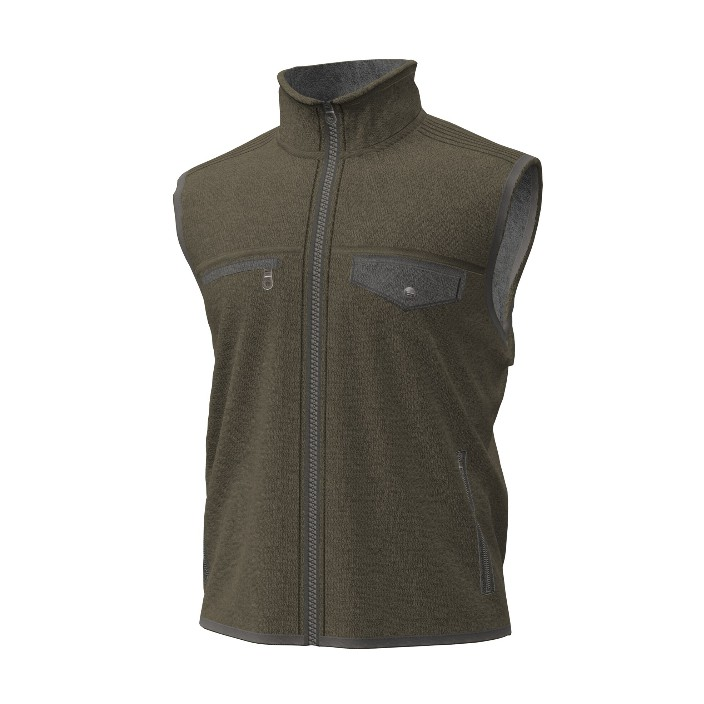 Banded Brair Creek Vest
