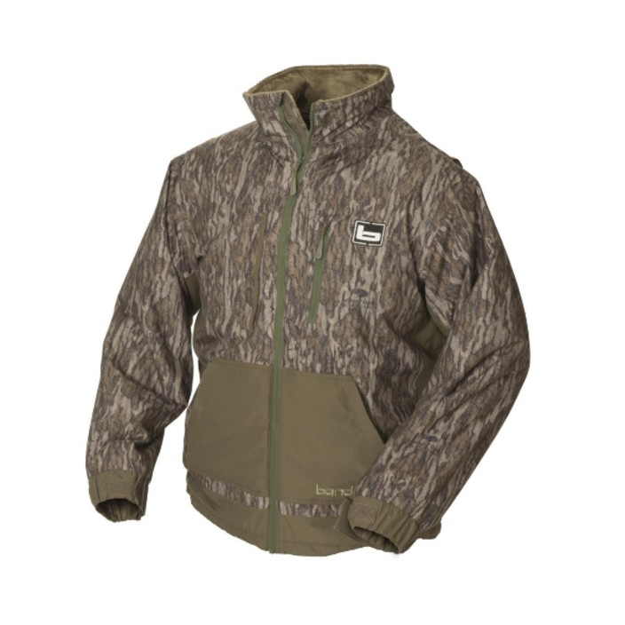 Banded Chesapeake Full Zip