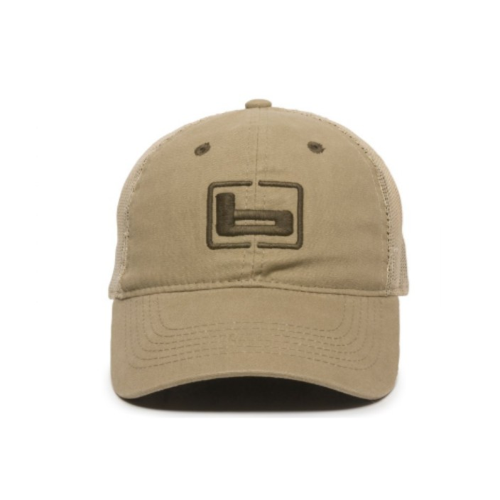 Banded Field Cap