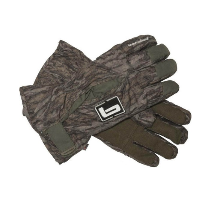 Banded Squaw Creek Insulated Glove Bottomland