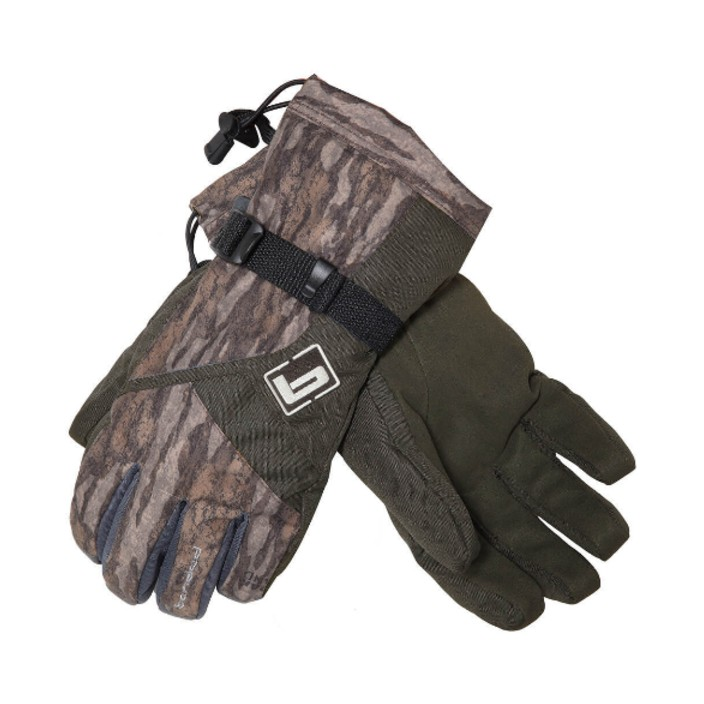 Banded White River Insulated Gloves Bottomland