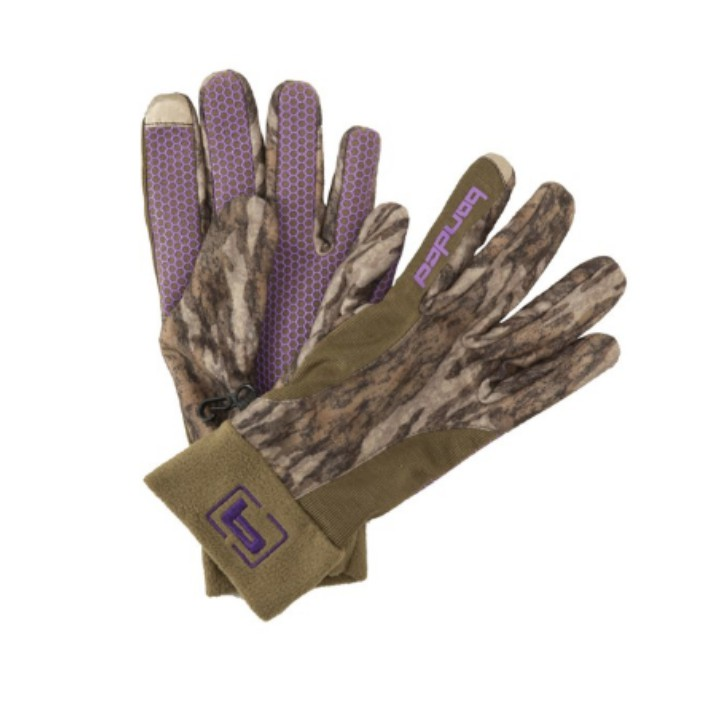 Banded Women's Fleece Glove