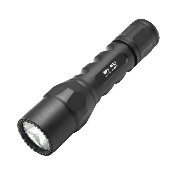 Surefire 6PX Pro 6V Dual Stage 15/600 LU LED Light