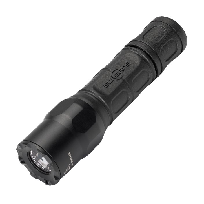 Surefire G2X with Max Vision 6V 15/1800LU LED Light