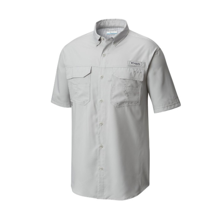 Columbia Men's Blood and Guts III Short Sleeve Woven Shirt