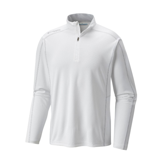 Columbia Men's PFG Low Drag 1/4 Zip Top