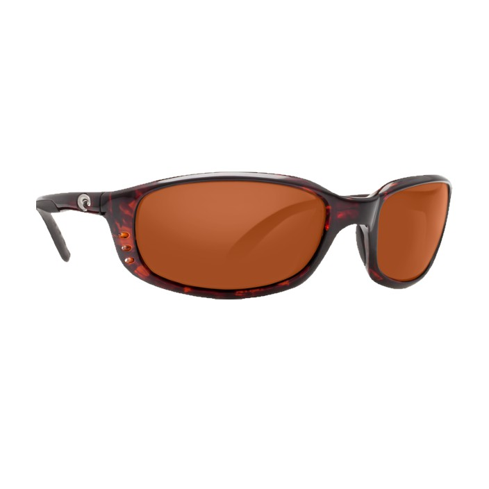 Costa Brine Tortoise Copper 580P