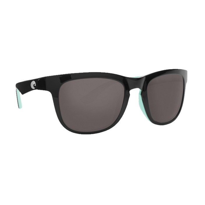 Costa Copra Gray 580P Black/Mint
