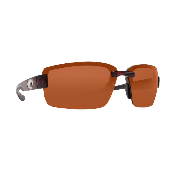 Costa Galveston Copper 590P Tortoise
