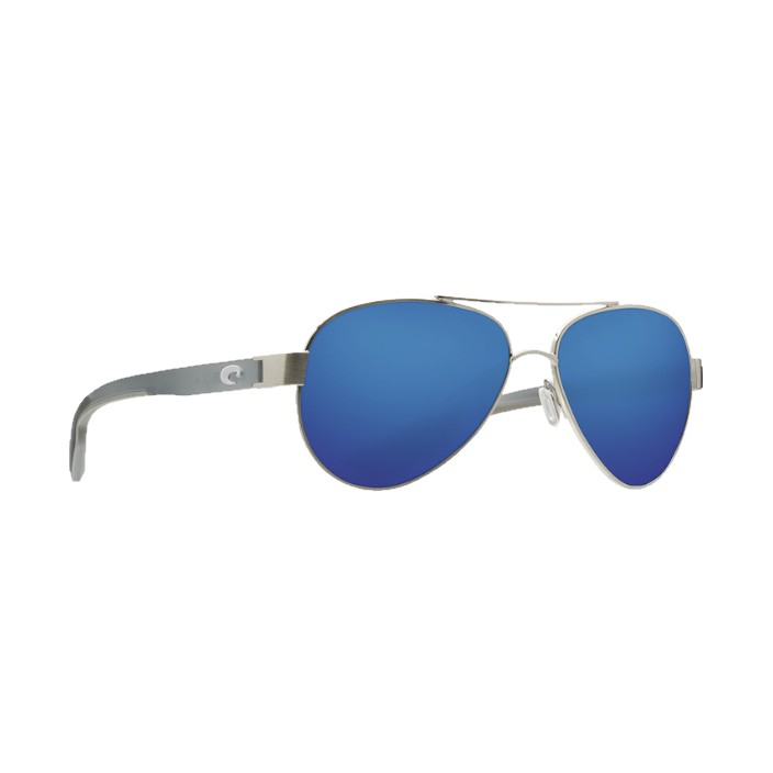 Costa Loreto - Ocearch Brushed Silver +M