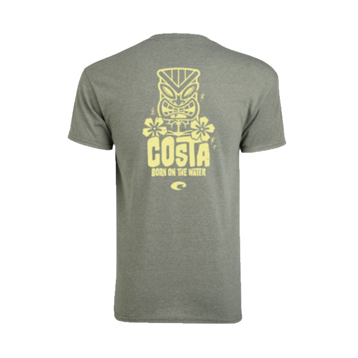 Costa Tiki Short Sleeve T-Shirt