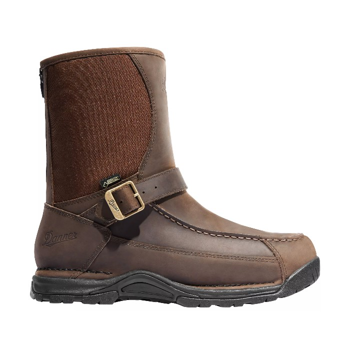 Danner Shaptail Rear Zip 10' Dark Brown 45025