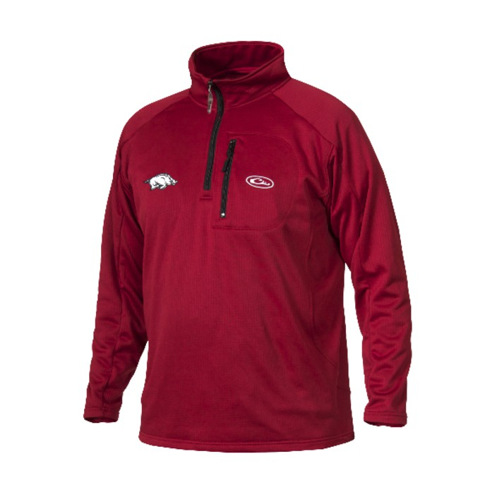 Drake Arkansas Breathlite 1/4 Zip