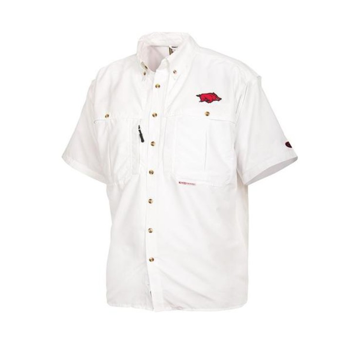 Drake Arkansas Wingshooter's Shirt Short Sleeve