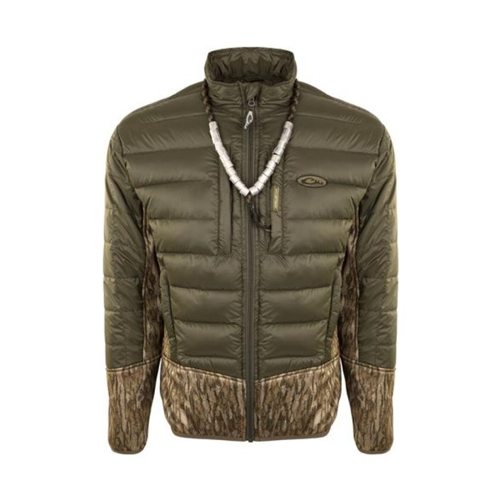 Drake Double Down Endurance Hybrid Liner Full Zip