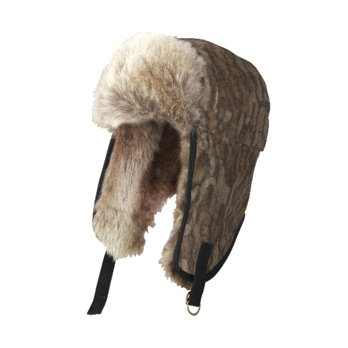Drake Faux Fur Aviator Hat