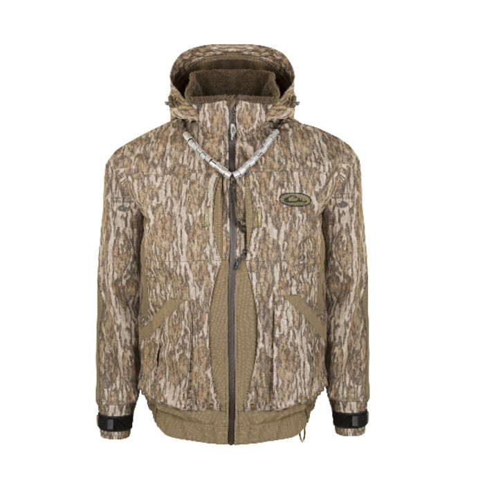 Drake Guardian Elite Boat & Blind Jacket - Shell Weight
