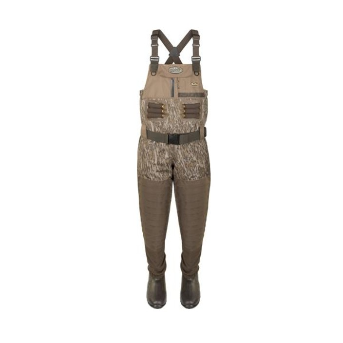 Drake Guardian Elite Insulated Breathable Chest Waders - Stout