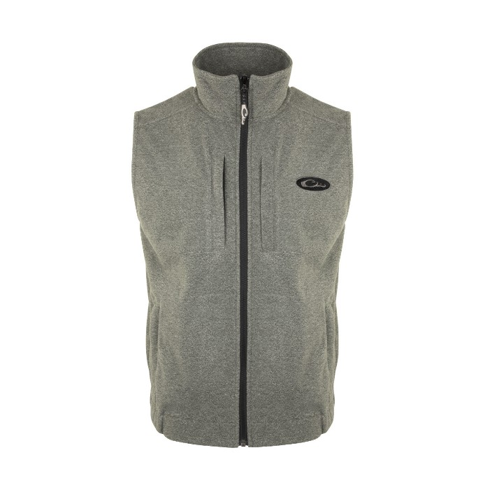 Drake Heather Windproof Layering Vest