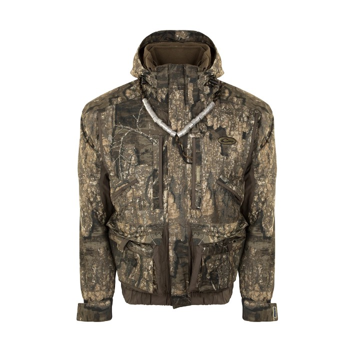 Drake LST Eqwader™ 3-in-1 Plus 2 Wader Coat 2.0