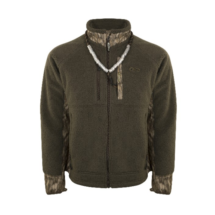 Drake MST Sherpa Fleece Hybrid Liner Full Zip