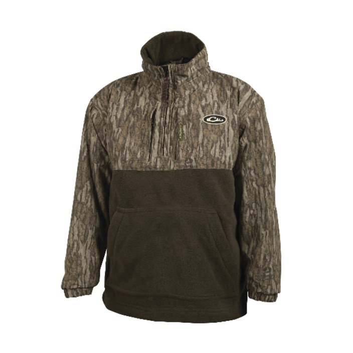 Drake MST Youth Eqwader 1/4 Zip