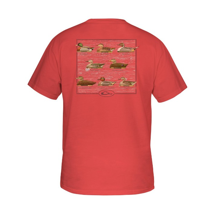 Drake Southern Collection Decoy Tee