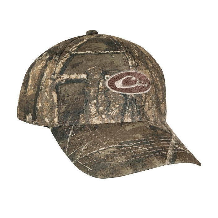 Drake Waterproof Camo Cap