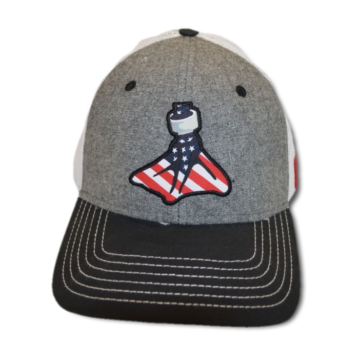 Duck Foot Americana Hat