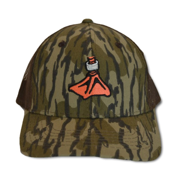 Duck Foot Original Bottomland Logo