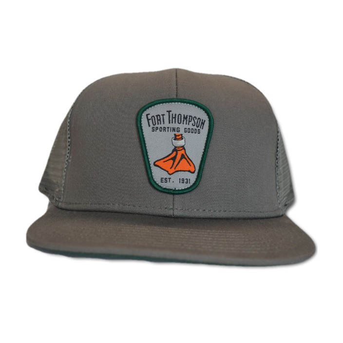 Duck Foot Patch Hat