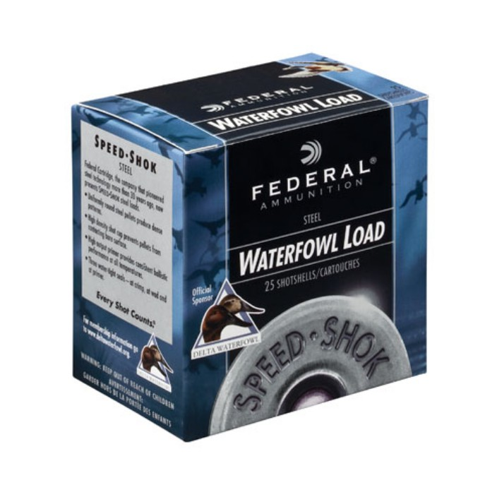 Federal 12GA 3.5IN #2 1-1/2OZ WF134BB-Case