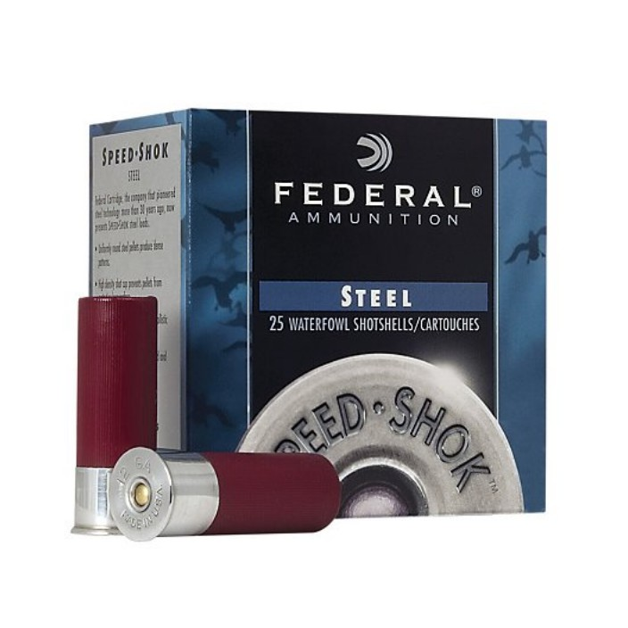 Federal 12GA 3IN #2 1-1/4OZ WF1402-Case