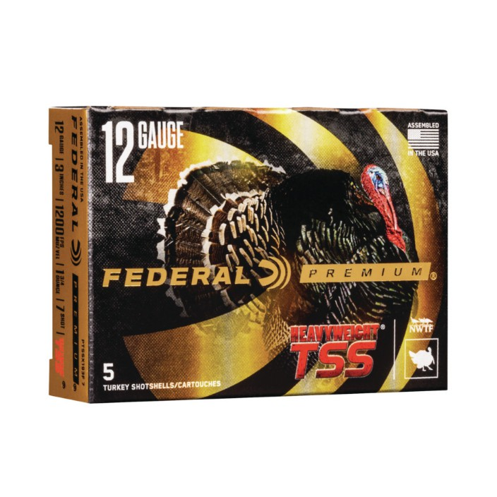 Federal Heavyweight TSS PTSSX193F 7 12G 3'' 1 3/4oz #7