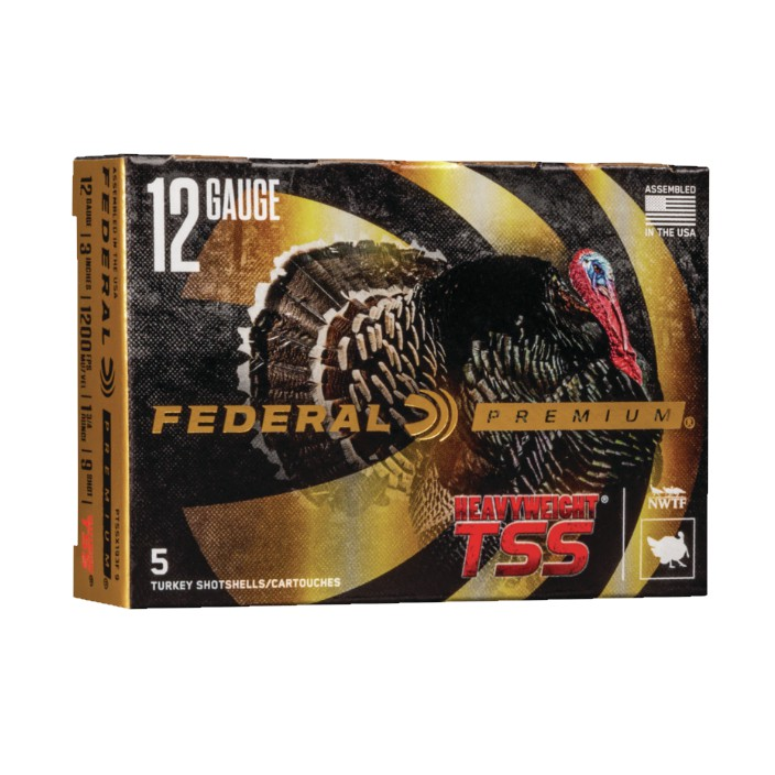 Federal Heavyweight TSS PTSSX193F 9 12G 3'' 1 3/4 #9