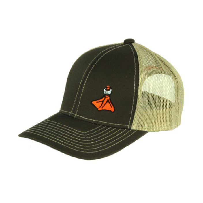 Fort Thompson Duck Foot Side Logo Hat