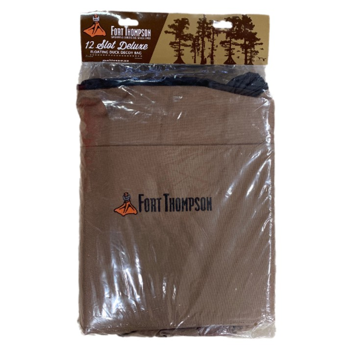 Fort Thompson FT 12 Slot Deluxe Decoy Bag