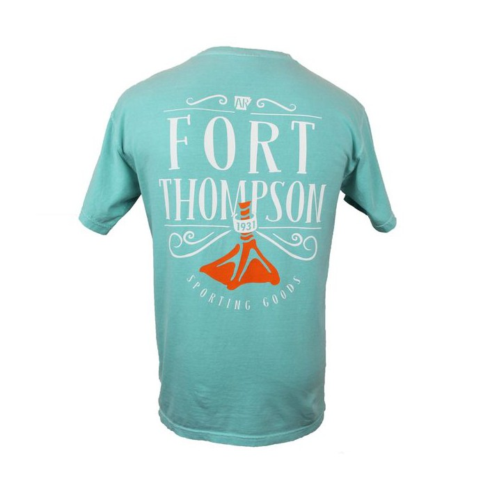 Fort Thompson Girly Duck Foot Tee