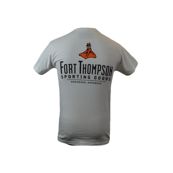 Fort Thompson Logo Tee
