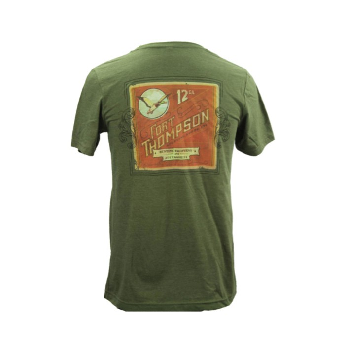 Fort Thompson Shell Box Tee