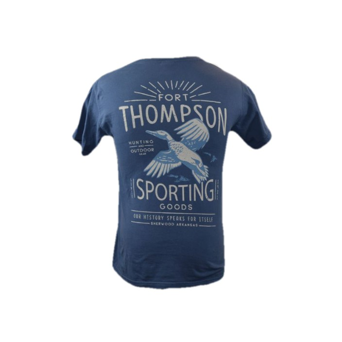 Fort Thompson Vintage Label Tee