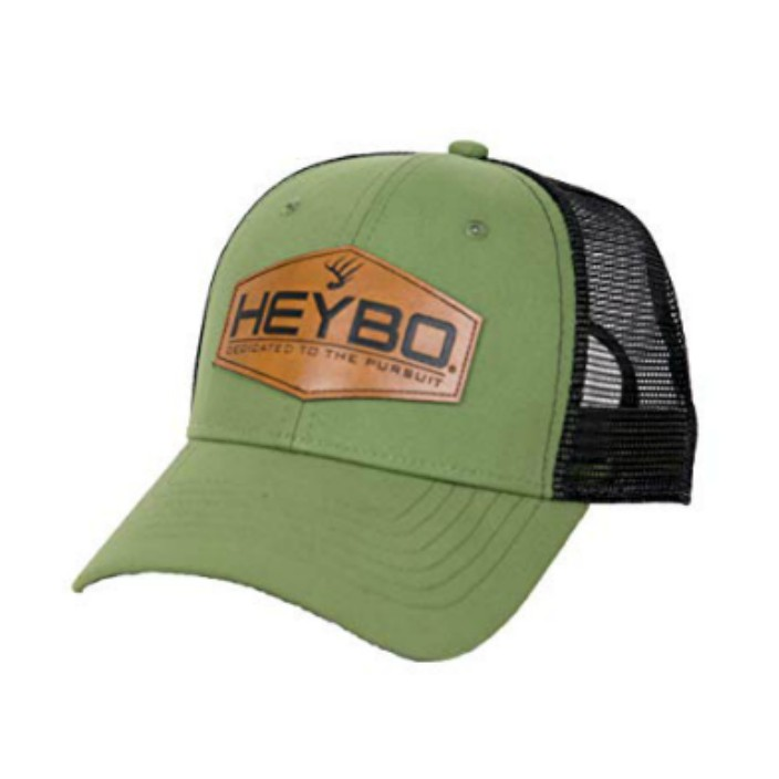 Heybo Foots Patch Hat