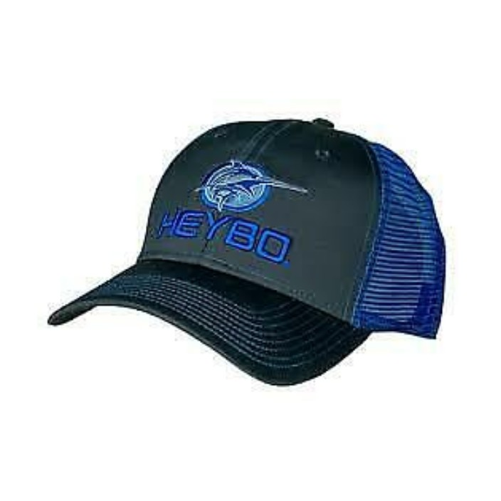 Heybo Marlin Trucker Hat