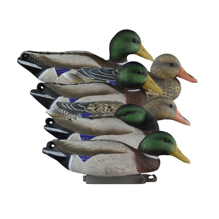 Higdon Full Size Mallard Foam Filled 6PK