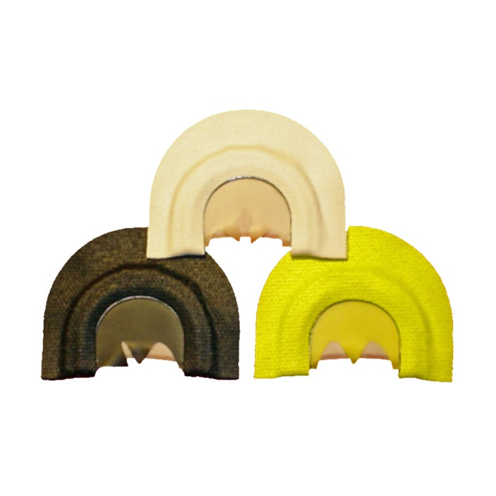 Hook's Hunters 3 Pack Diaphragm Calls