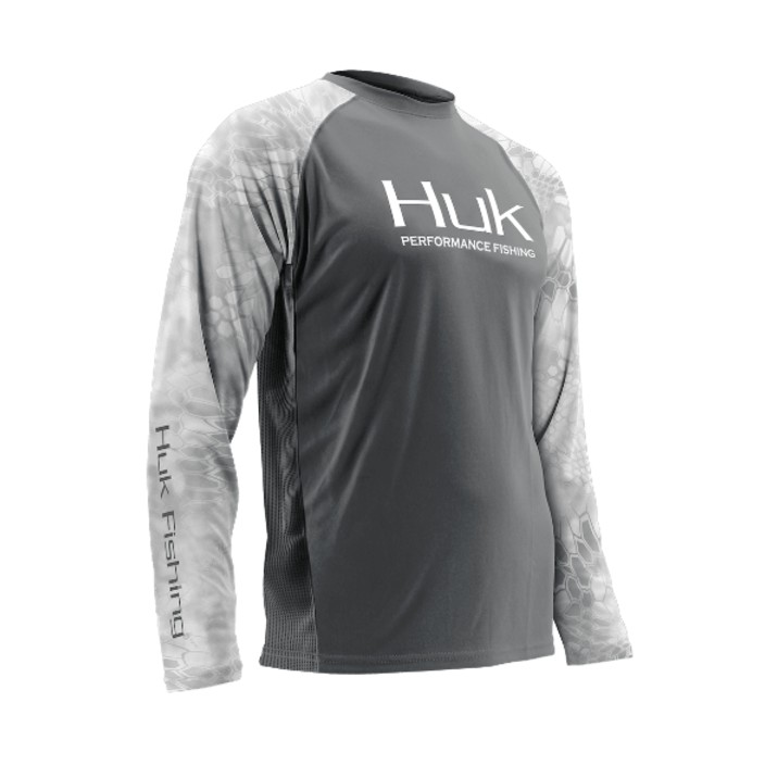 Huk Performance Kryptek Vented Long Sleeve