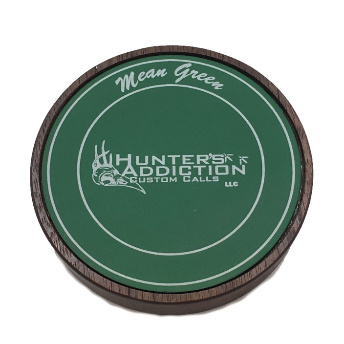 Hunter's Addiction Mean Green