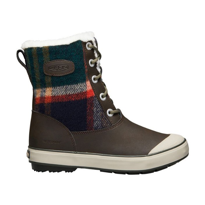 Keen Elsa Boot WP W-Coffee Bean