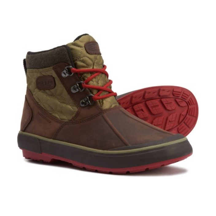 Keen Elsa II Ankle Quilted WP Women